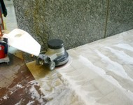 Zemin yıkama şirketleri, yer temizliği