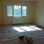 boş ev temizliği